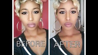 getlinkyoutube.com-How I Style My Deja Wig