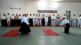 getlinkyoutube.com-Maitre Makhloufi 6eme dan en Aikido