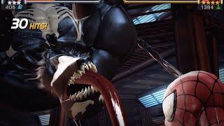 getlinkyoutube.com-Venom vs. Spider-Man | Marvel Contest of Champions