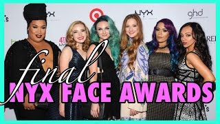 getlinkyoutube.com-Detrás de cámaras en la FINAL de NYX FACE AWARDS 2015