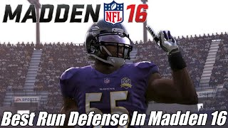 getlinkyoutube.com-Best Run Defense In Madden 16 | Stops Every Run - Even Tosses! | Madden 16 Tips | Quarter Normal