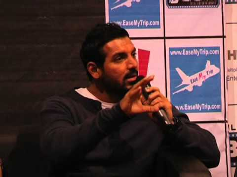 John Abraham Tusshar Kapoor Shootout At Wadala real  video