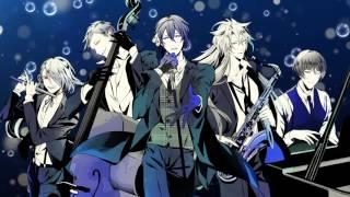【刀剣乱舞】「Sweet Night Serenade」三条組がジャズバンドで「出陣」を歌う!【ボーカルアレンジ】