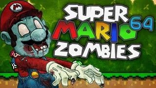 getlinkyoutube.com-SUPER MARIO 64 ZOMBIES ★ Call of Duty Zombies Mod (Zombie Games)