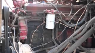 getlinkyoutube.com-6-71 Detroit Diesel - Start Up, Idle, Throttle Up, and Shutdown (HD)