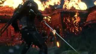 getlinkyoutube.com-Ведьмак 3: Дикая охота — трейлер «Ярость и сталь»