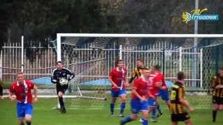 Sezon 2013/14 MKS Gogolin - CHEMIK K-K 0-1 - Skrót meczu