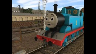 getlinkyoutube.com-Thomas Gets into Trouble