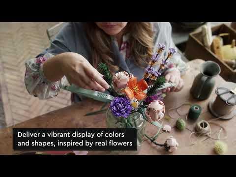 LEGO Creator Expert Flower Bouquet - 10280