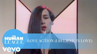 getlinkyoutube.com-The Human League - Love Action (I Believe In Love) from 'Multi Coloured Swap Shop'