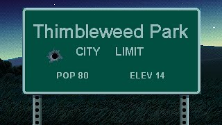 Thimbleweed Park - Story Trailer