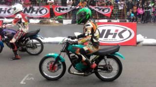 getlinkyoutube.com-Road race rx king garut