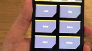 تنصيب روم 5.1 على جهاز كالكسي نوت4 نسخة N910H