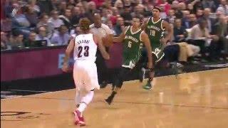 getlinkyoutube.com-Top 10 NBA Plays: February 2nd