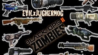 getlinkyoutube.com-TREYARCH ZOMBIES: ALL WONDER WEAPONS *PACKaPUNCH'd* MONTAGE