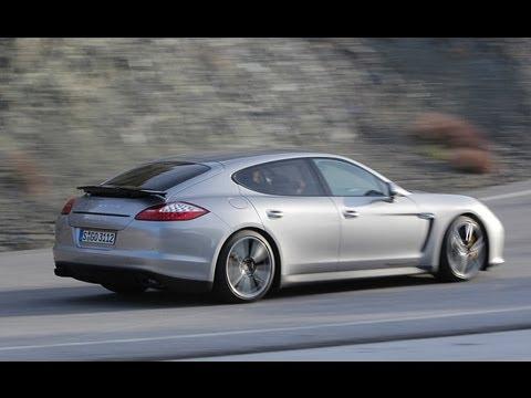 Driven: 2013 Porsche Panamera GTS