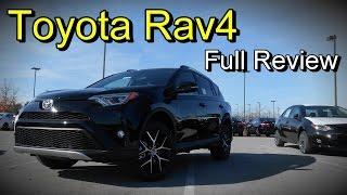 getlinkyoutube.com-2016 Toyota Rav4: Full Review | LE, XLE, SE, Limited & Hybrid
