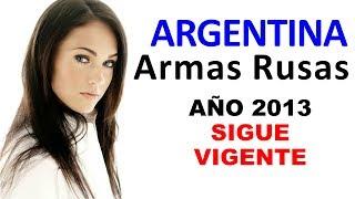 getlinkyoutube.com-Armas Rusas para Argentina