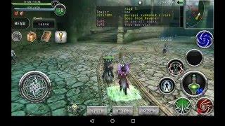 getlinkyoutube.com-[RPG AVABEL ONLINE] New Mage Class: Sylwinder -All Skills And Hidden