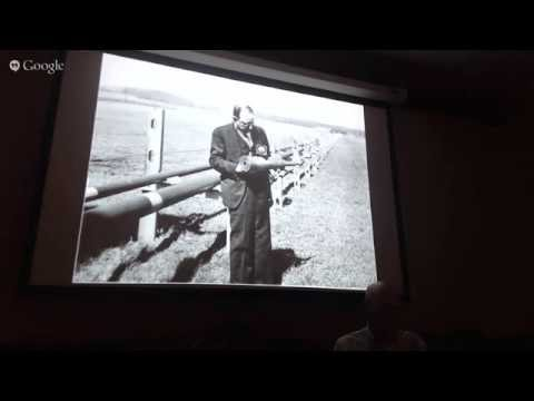 A history of radio astronomy at Bell Labs, Holmdel by Bob Wilson