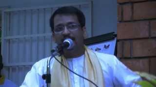 Mot de bienvenue du consul lors de la Journee Internationale du Yoga 21 juin 2015