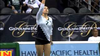 getlinkyoutube.com-Getting to know the 2015 Rainbow Wahine Volleyball Team Part 2