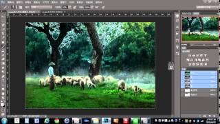 getlinkyoutube.com-Photoshop教學----複合圖層的做法