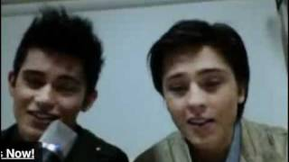 getlinkyoutube.com-Star Records Chat w/ James Reid and Bret Jackson Part 1