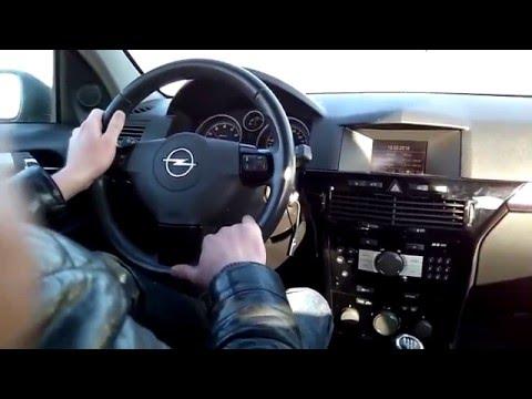 Opel Astra H. Увеличиваем динамику, снижаем расход топлива. Часть 2.