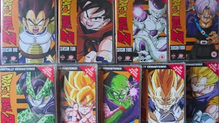getlinkyoutube.com-Dragon Ball Z Complete Anime Series Unboxing
