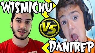 getlinkyoutube.com-DANIREP vs WISMICHU - Salseo Youtuber