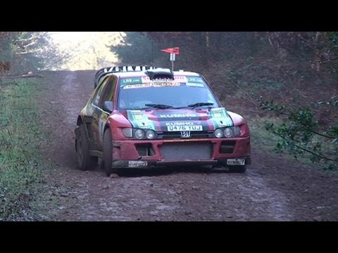 British Rallying Highlights 2011
