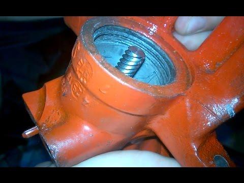 Как работает ручник | Механизм ручника заднего суппорта