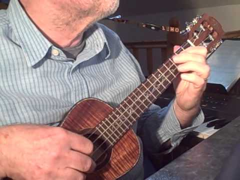Simon Smith and The Amazing Dancing Bear - Solo Ukulele - Colin Tribe on LEHO