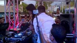 getlinkyoutube.com-Djane NANI SHOW en El Papá de los Bonches en GALENOS BEACH CLUB 31DIC2013 #GENIAL