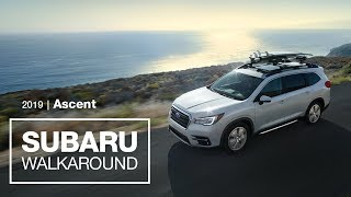 Introducing the 2019 Subaru Ascent SUV | New Model Walkaround width=