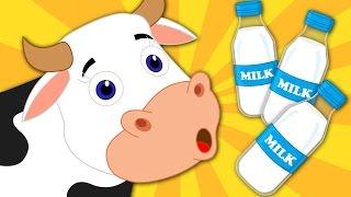 getlinkyoutube.com-Moo Moo Cow | Nursery Rhymes | Kids Songs | Baby Rhymes | Children Video
