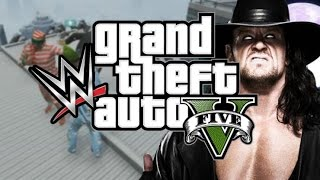 getlinkyoutube.com-GTA5 왁튜브 독점 작업 : WWE 레슬링 : [우왁굳]