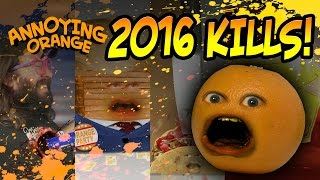 getlinkyoutube.com-Annoying Orange - 2016 KILLS Video