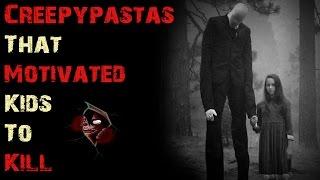 getlinkyoutube.com-4 Times Kids Were Motivated To Kill Because Of Creepypastas (Mostly Slenderman)