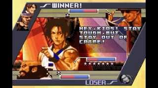 getlinkyoutube.com-Game Boy Advance Longplay [059] The King of Fighters EX2: Howling Blood