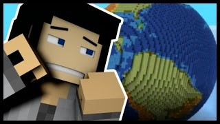 Minecraft Dreams - CRACK IN THE WORLD! | Custom Roleplay w/ Samgladiator