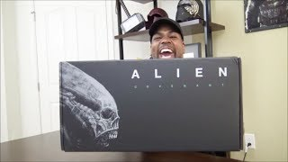 A-Box Alien Covenant UNBOXING!!!