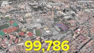 getlinkyoutube.com-[ขอบสนาม] 10 อันดับสนามฟุตบอลที่ใหญ่ที่สุดในโลก | 24-04-2015