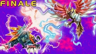 getlinkyoutube.com-Mega Man Battle Network 6 - FINALE: Past & Future