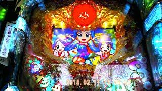 getlinkyoutube.com-スーパー海物語IN沖縄3 甘デジ 前編