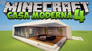 getlinkyoutube.com-Minecraft: Construindo uma Casa Moderna 4