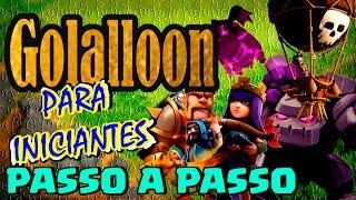 getlinkyoutube.com-GOLALLOON PARA CV9 INICIANTES - clash of clans