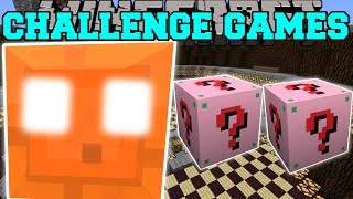 getlinkyoutube.com-Minecraft: JELLY KING CHALLENGE GAMES - Lucky Block Mod - Modded Mini-Game