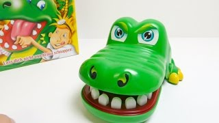getlinkyoutube.com-Croco Doc Dentist Hasbro Toy